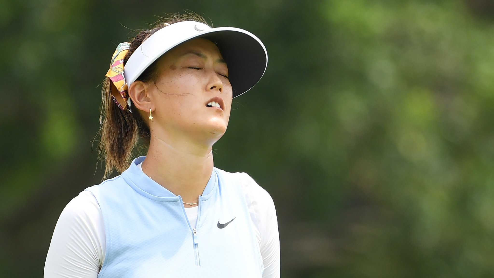 Michelle Wie: Wrist injury forces American to take break from golf