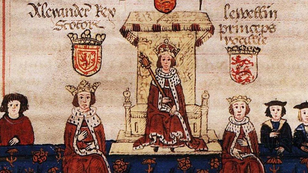 Настоящая игра престолов, сезон II, часть 4. Шотландия: Лис в курятнике