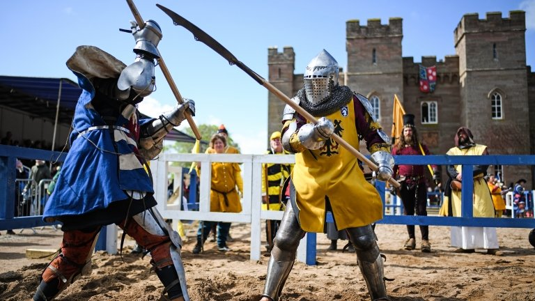 In Pictures: Medieval Combat World Championships