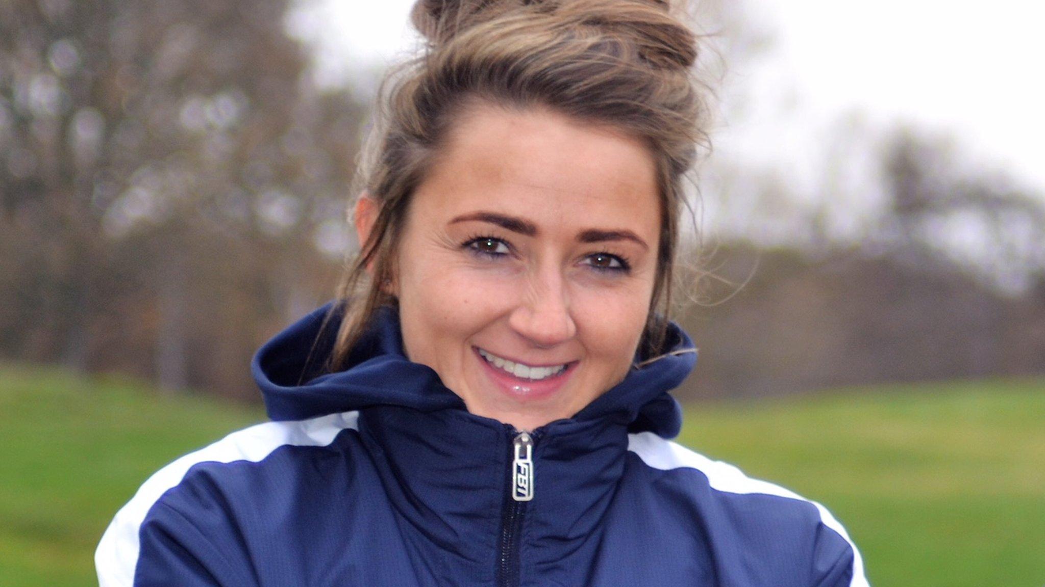 Natalie Richardson: Ipswich Town midfielder on making footgolf World Cup