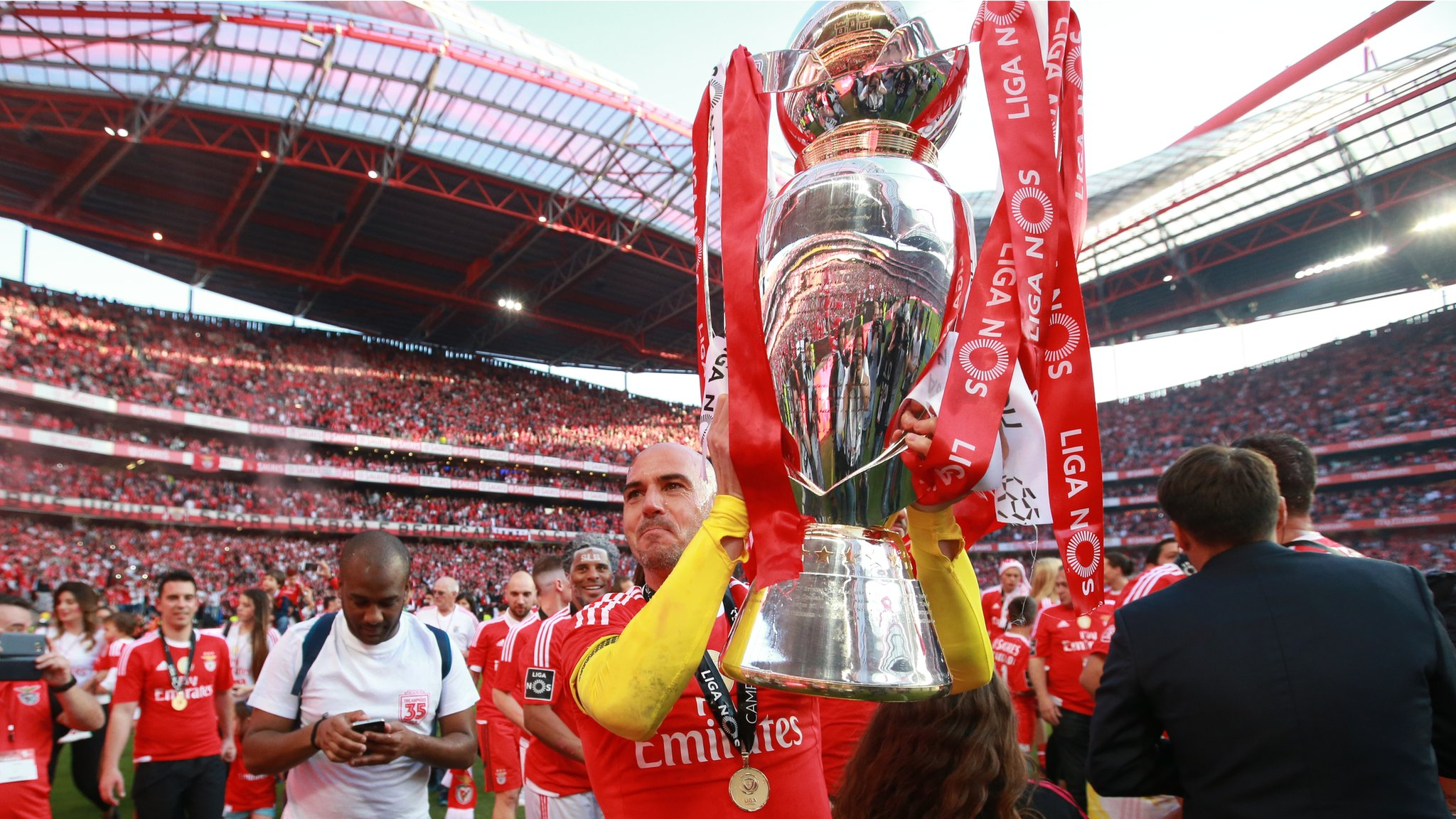 Paulo Lopes: The most successful third-choice goalkeeper of all time?
