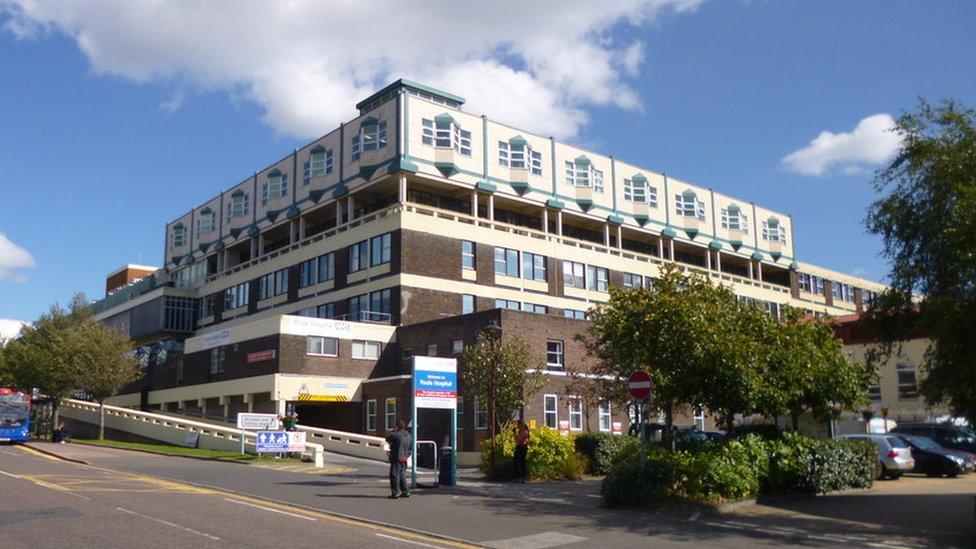Longer Dorset hospital travel times 'won't affect patients'