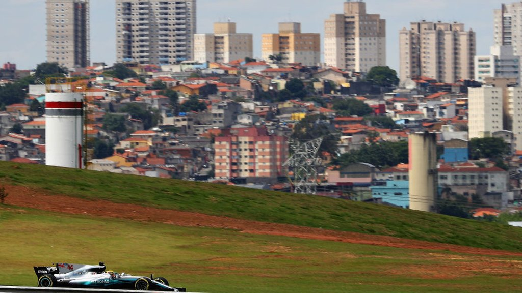 F1 proposes better Brazil security as 21-race calendar announced