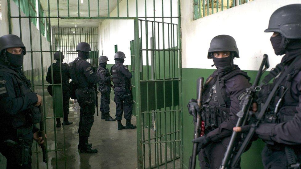 سجن في البرازيل