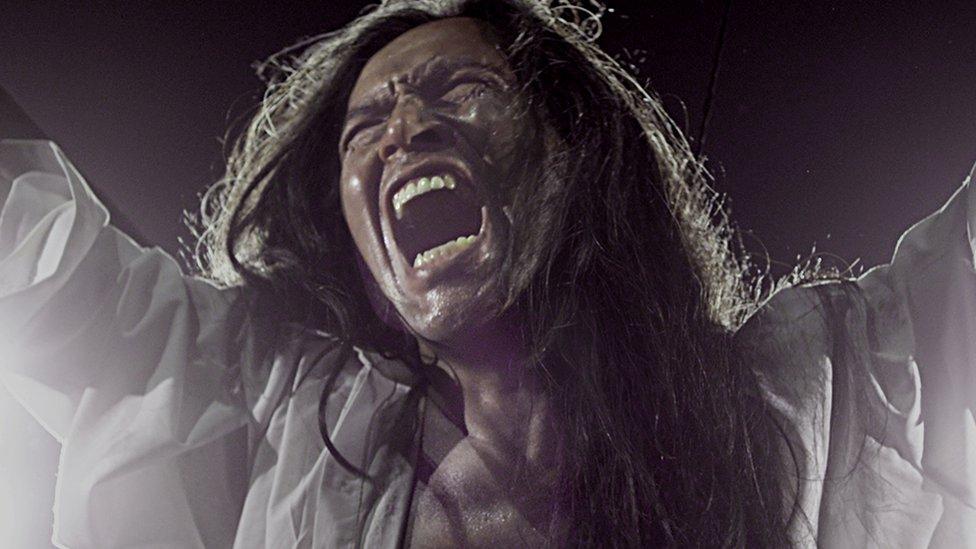 """Túpac Amaru I en el corto """"La última princesa inca"""""""