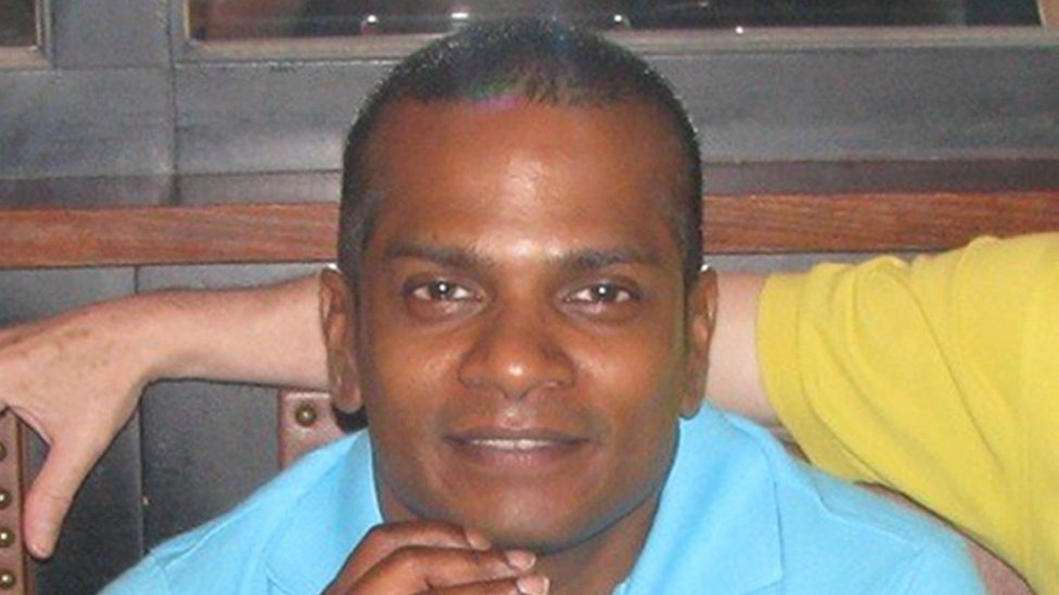 Amin Abdullah: Nurse who set himself on fire 'unfairly dismissed'