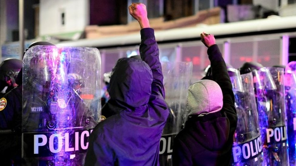 Philadelphia Rocked By Fresh Unrest After Police Shooting