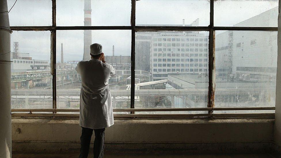 Chernobyl, 2015