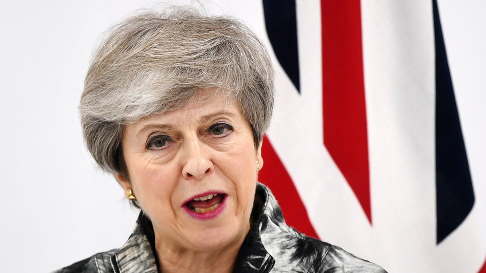 BBC News - Climate change: May urges G20 to follow UK lead on CO2