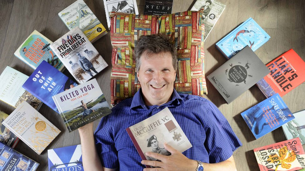 Wigtown book festival kicks off 20th edition