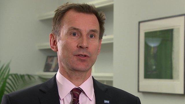 Jeremy Hunt MP