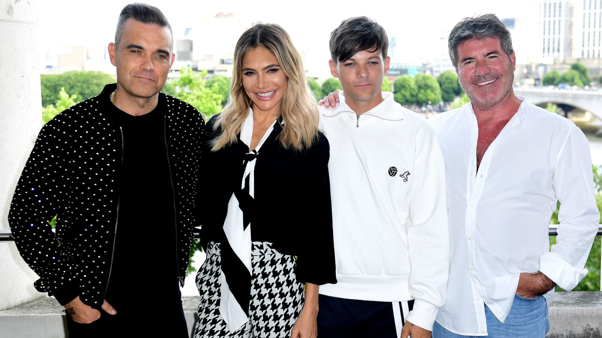 Louis Tomlinson and Robbie Williams named new judges on The X Factor