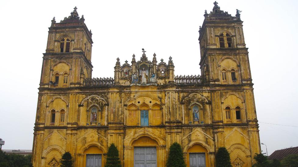 katedrala u Vijetnamu