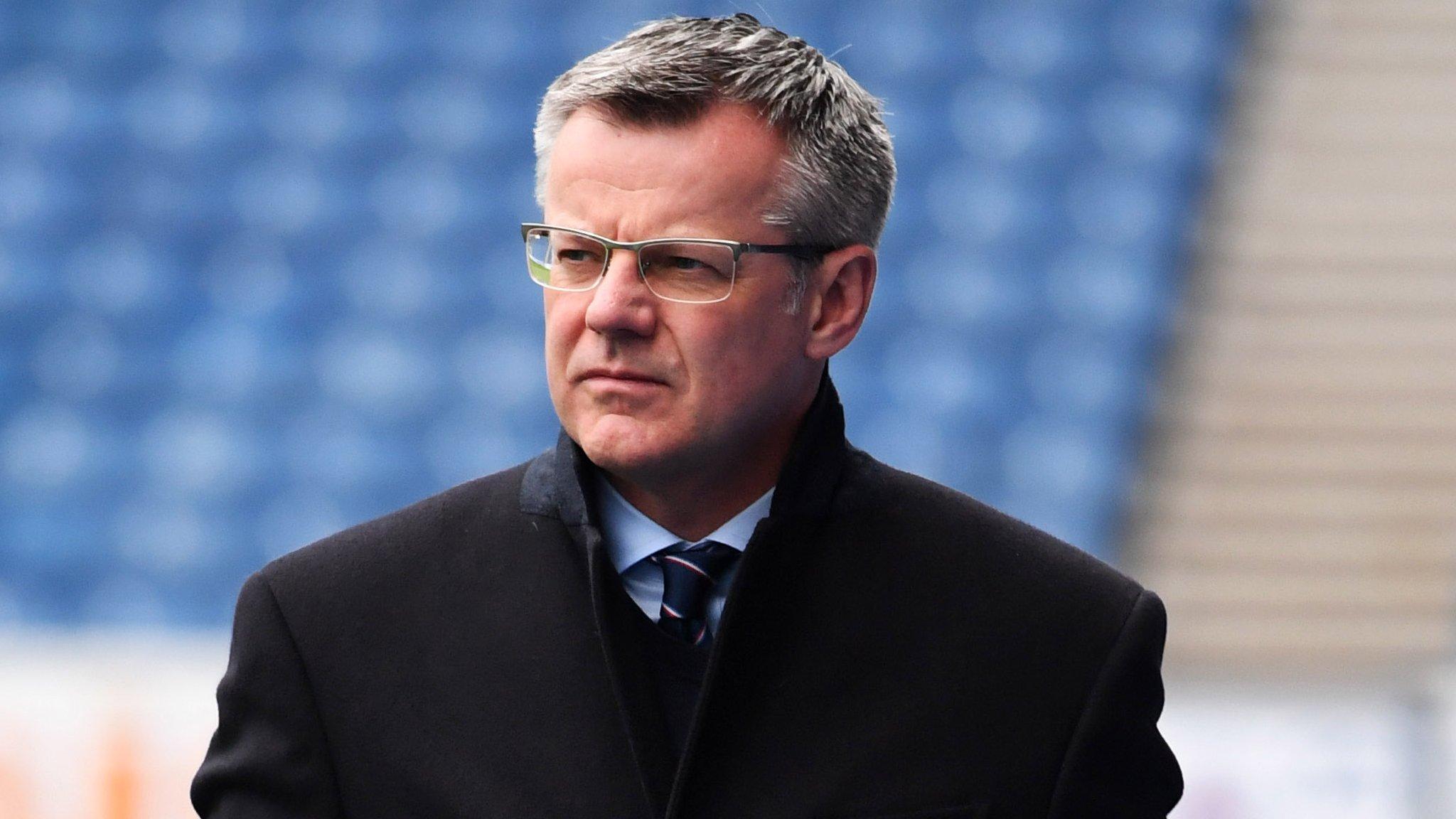 Rangers: Stewart Robertson says SFA disciplinary system needs addressing