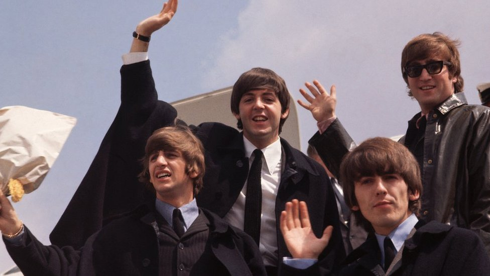 BBC News - Kolya Vasin: Russian fan who gave the Beatles all his loving