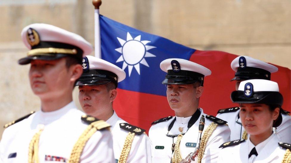 台灣海軍儀仗隊