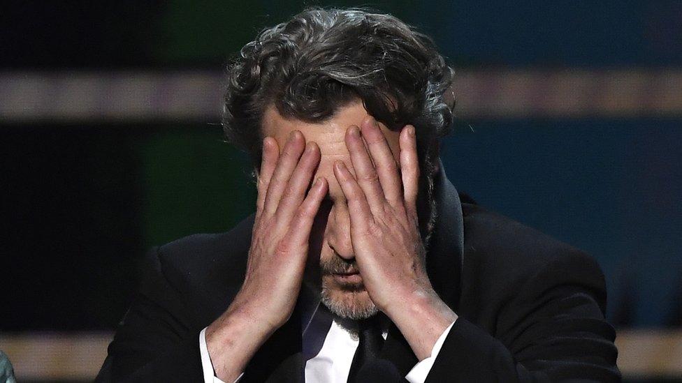 Joaquin Phoenix en los SAG