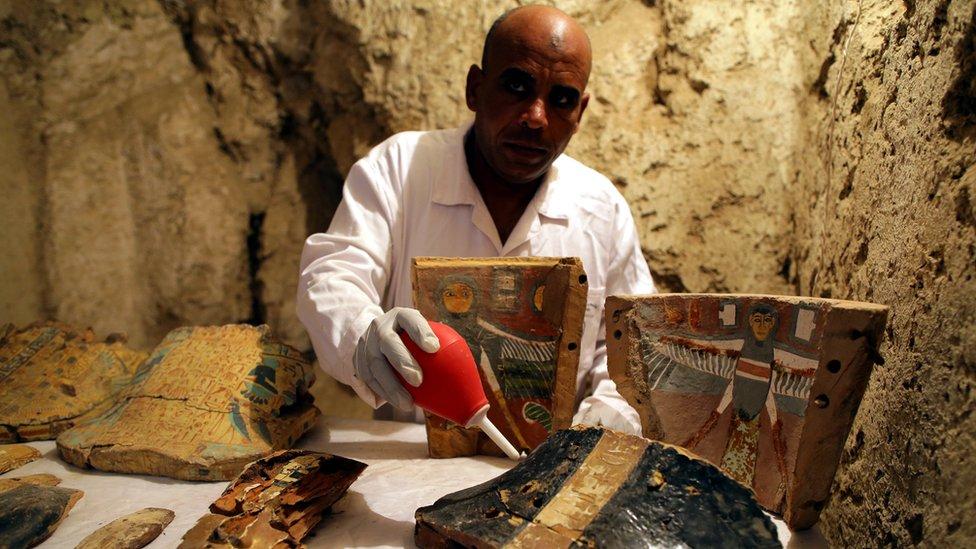 La fascinación con el antiguo Egipto sigue viva hasta el día de hoy.