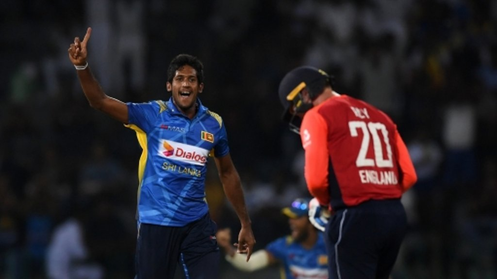 Sri Lanka v England: Tourists suffer heaviest ODI defeat
