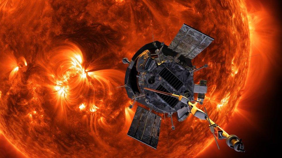 La sonda con la que la NASA quiere
