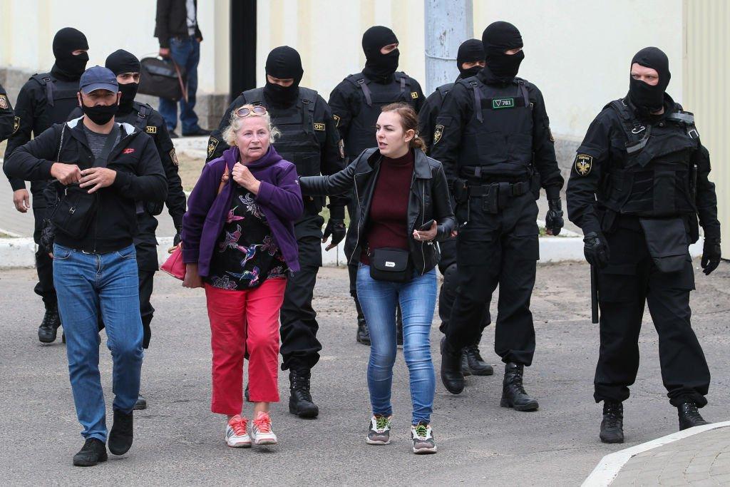 Belarus protestoları
