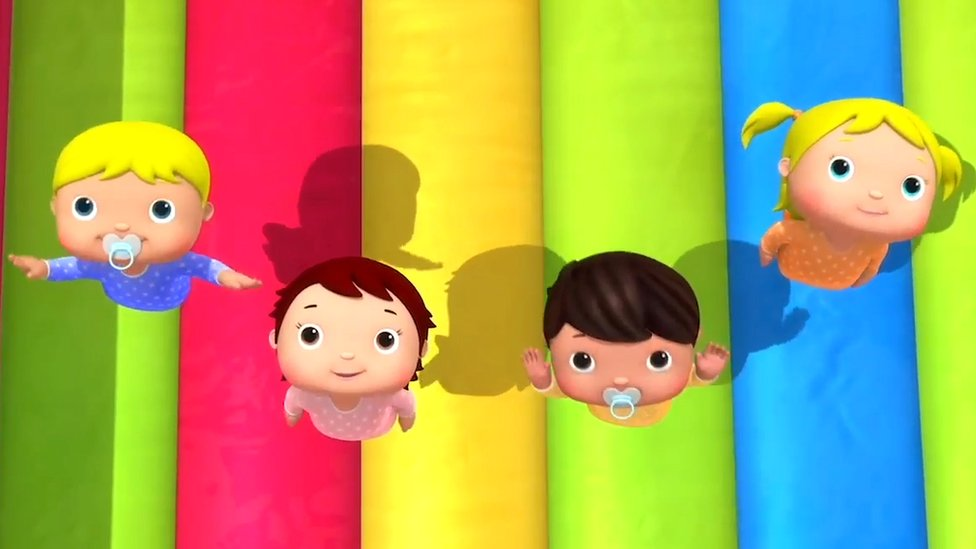 YouTube nursery-rhyme channel with billions of views sold