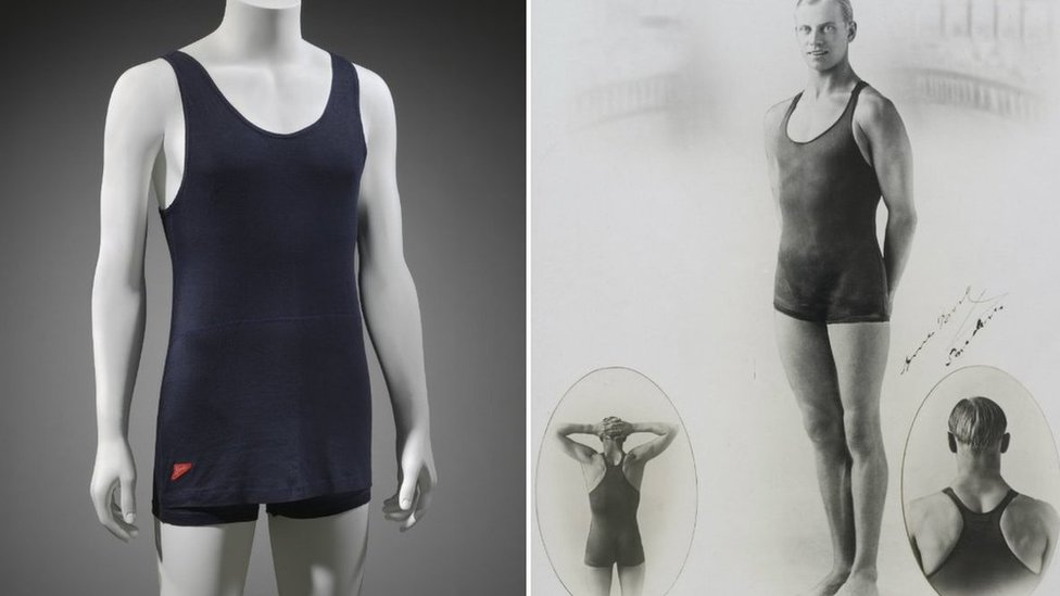 Rare 1920s swimsuit to make a splash at V&A Dundee