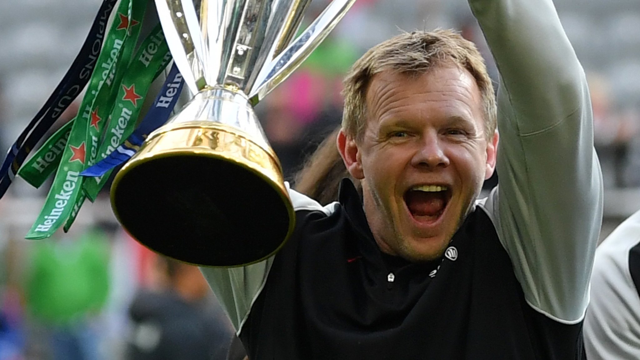 Saracens win Champions Cup: What lies ahead for Mark McCall