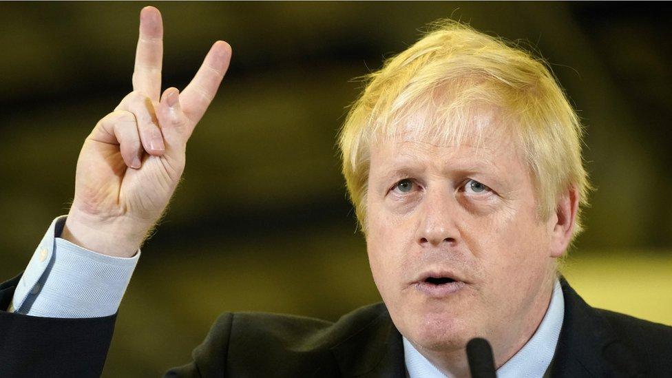 Британские консерваторы во главе с Борисом Джонсоном побеждают на выборах - экзит-полл