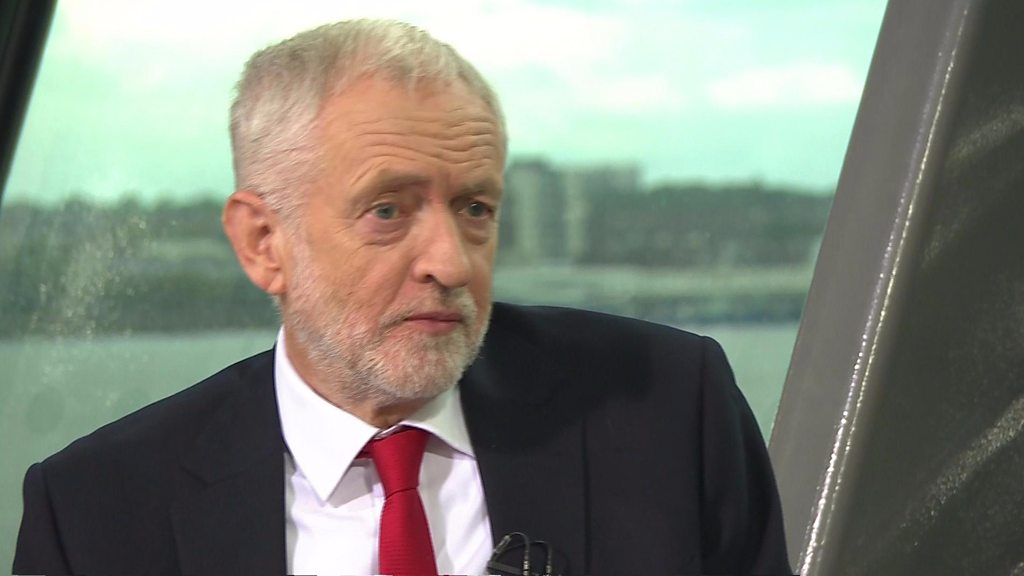 Corbyn: 'Anti-Semitism is a scourge on any society'