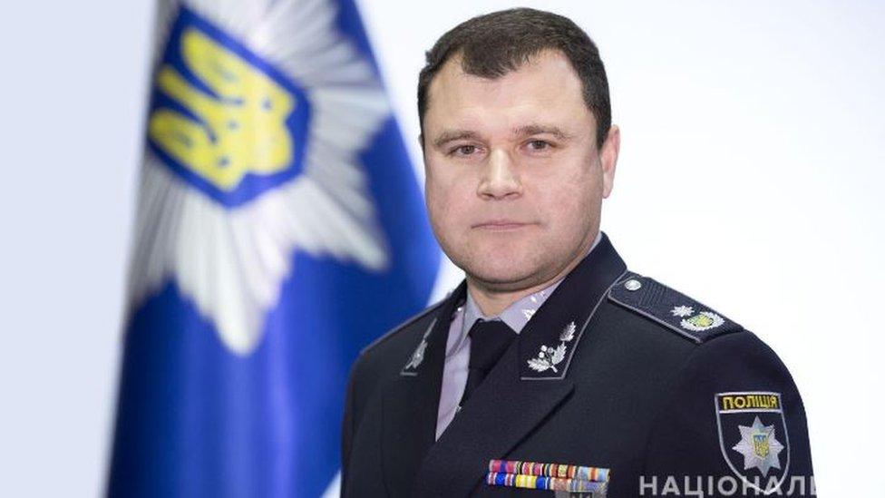 Ігор Клименко став головою поліції. Що про нього відомо
