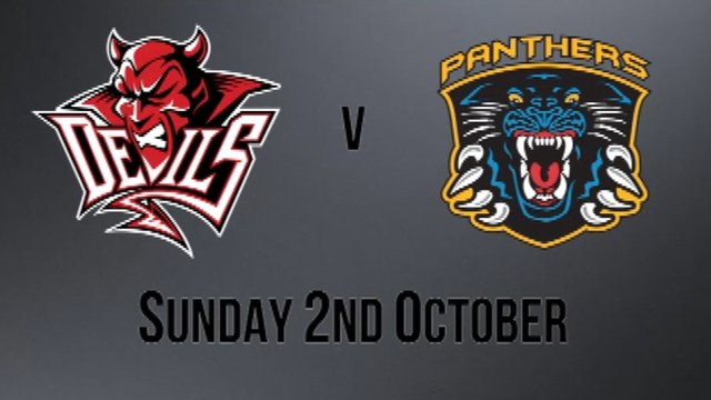 Cardiff Devils v Nottingham Panthers