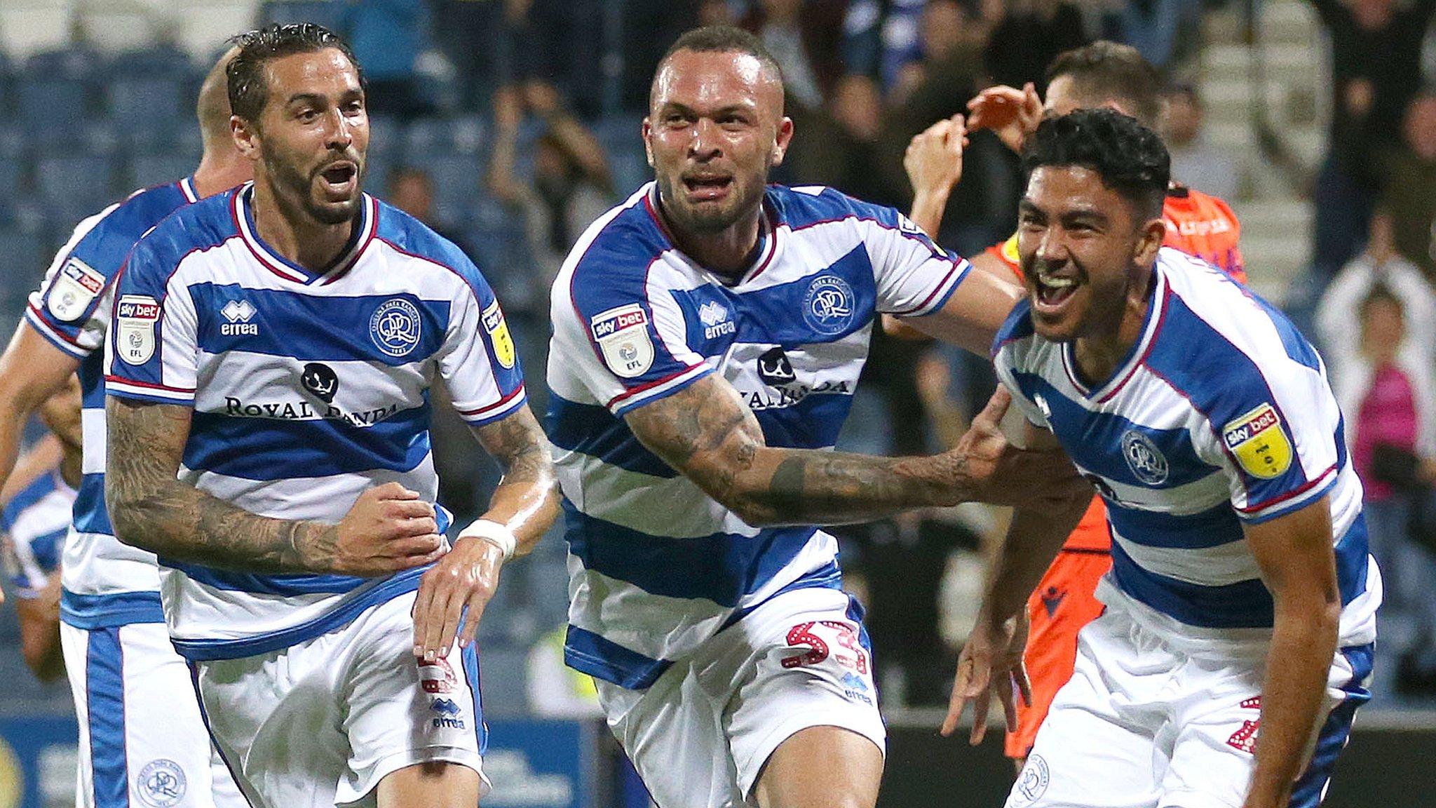 Queens Park Rangers 2-0 Millwall: Luongo & Eze extend QPR unbeaten run