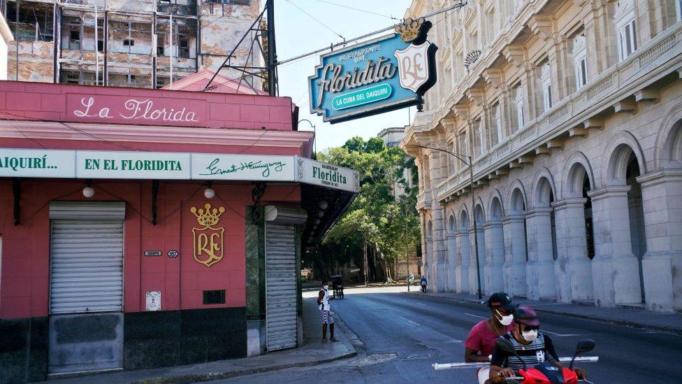 Emblemático sitio en La Habana