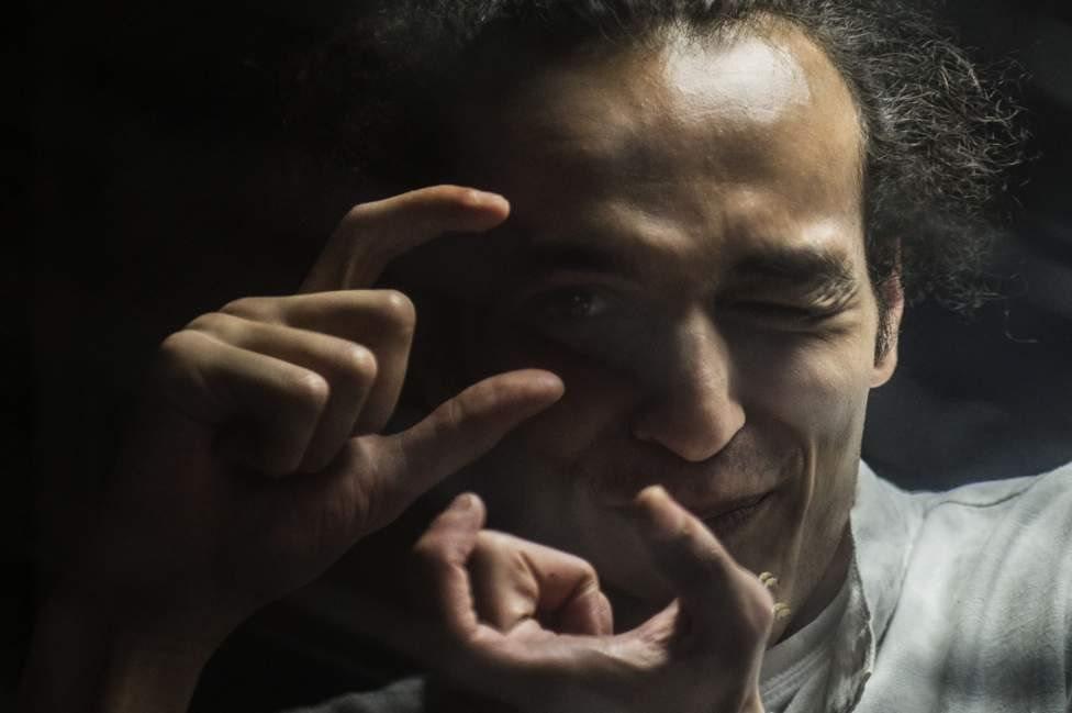 """المصور الصحفي محمود أبو زيد """"شوكان"""""""
