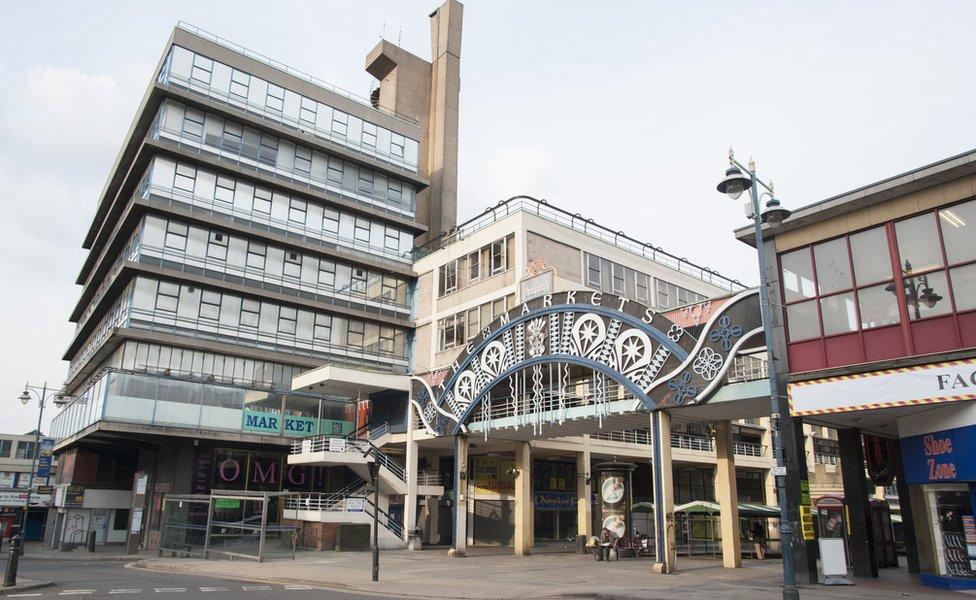 Castle Market, Sheffield