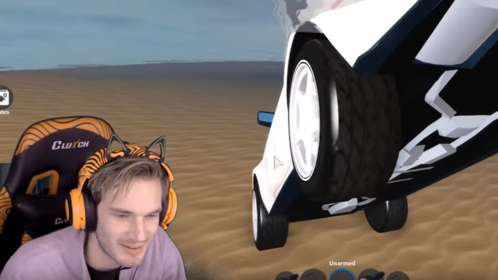 PewDiePie game ban lifted after controversy