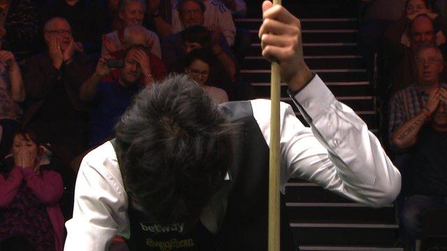 Thepchaiya Un-Nooh, UK Championship