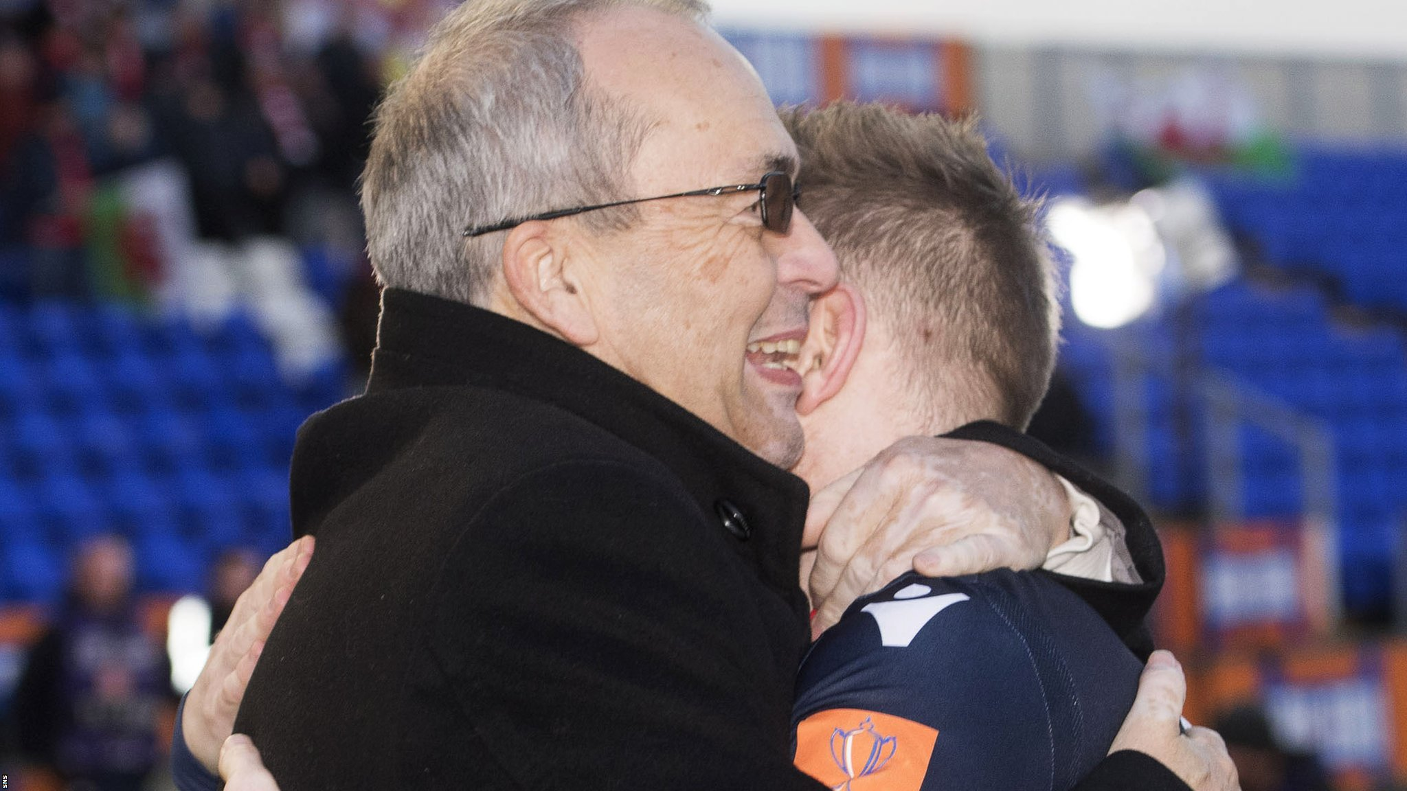 Ross County's promotion 'great for Highlands' - Roy MacGregor