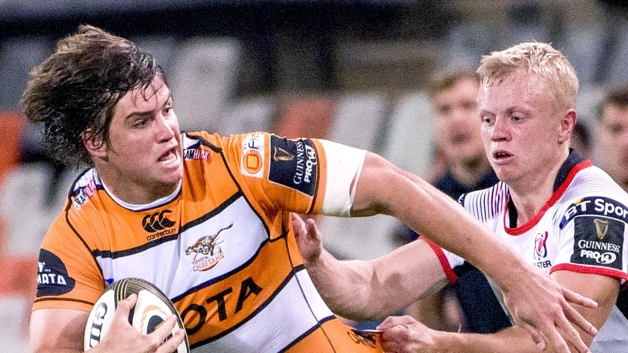 Pro14: Last-gasp Ulster earn 39-39 draw with Cheetahs