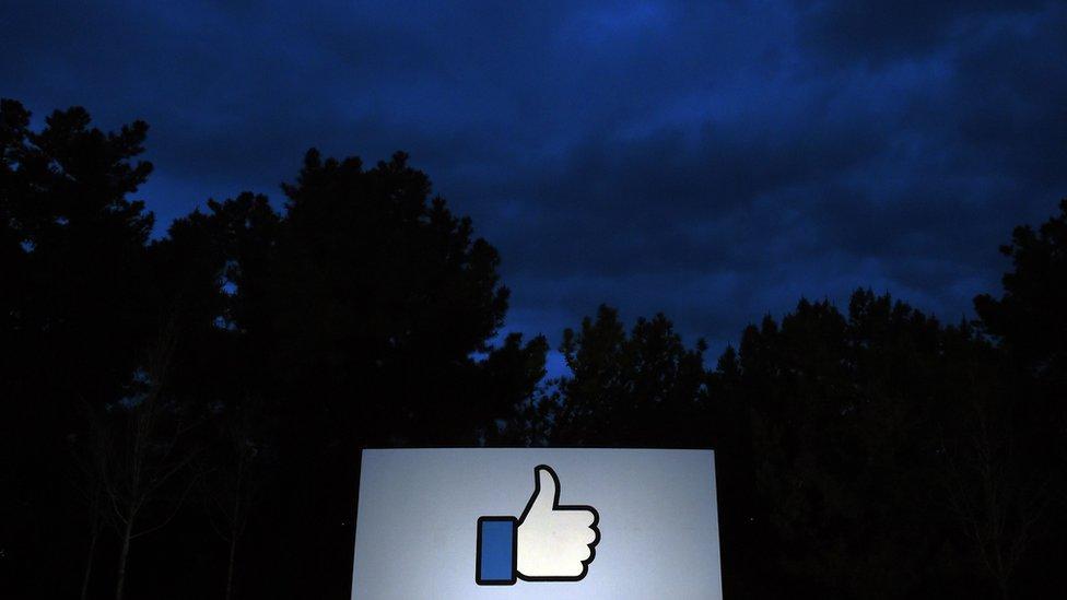 oficinas centrales de Facebook