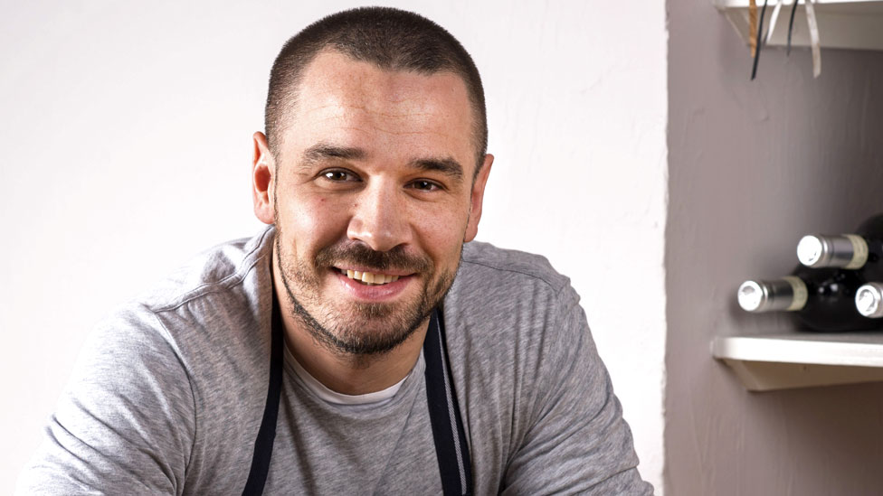Chef Gary Usher offered a homeless man work - but now what?