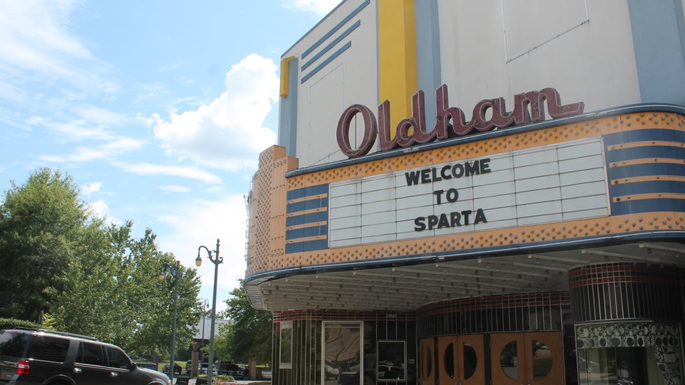 Welcome to Sparta