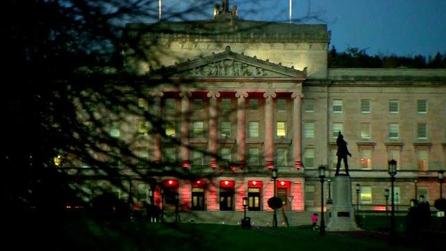 Stormont, Parliament Buildings, Belfast