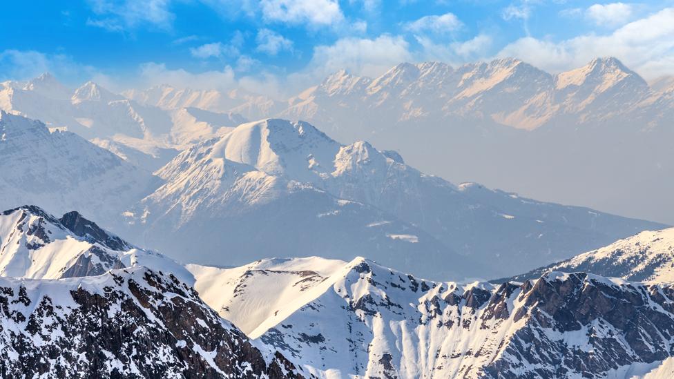 Montañas Rocallosas. NO USAR BBC