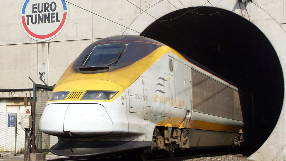 Power fault disrupts Eurotunnel cross-Channel services