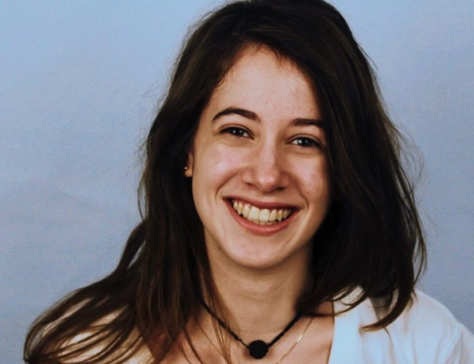 Cardiff University student Nina White