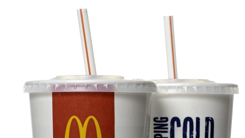 McDonald's sees off plastic straw campaign