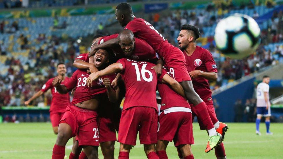 Qatar celebra