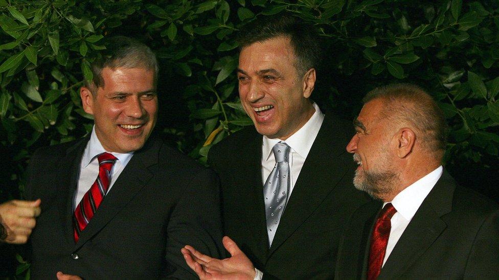 Podgorica, 12. jul 2006.